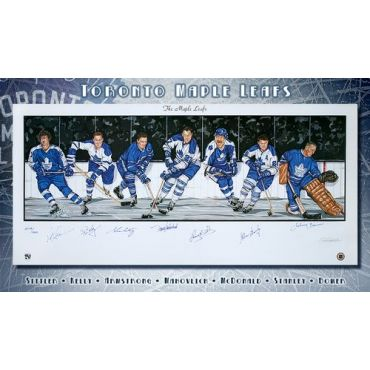 Toronto Maple Leafs Limited Edition Lithograph