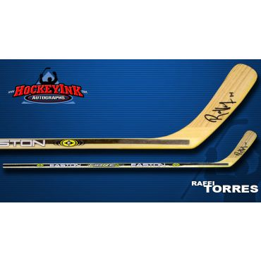 Raffi Torres Autographed Easton Model Stick