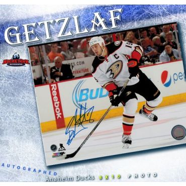 Ryan Getzlaf Anaheim Ducks Autographed 8 x 10 Photo