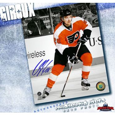 Claude Giroux Philadelphia Flyers 8 x 10 Autographed Photo
