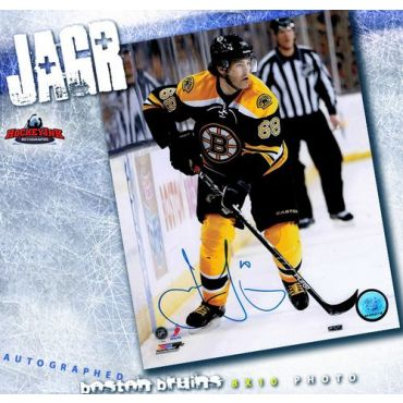 Jaromir Jagr Boston Bruins 8 x 10 Autographed Photo
