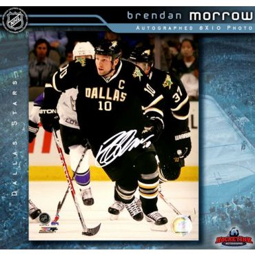 Brendan Morrow Dallas Stars 8 x 10 Autographed Photo