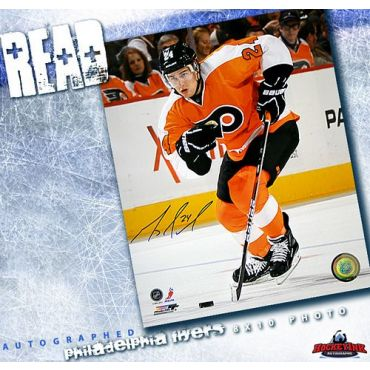 Matt Read Philadelphia Flyers 8 x 10 Autographed Photo