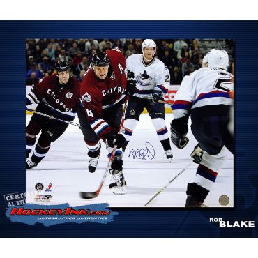 Robert Blake Colorado Avalanche 16 x 20 Autographed Photo