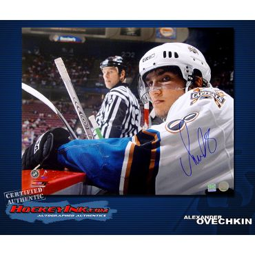Alexander Ovechkin Washington Capitals 16 x 20 Autographed Photo