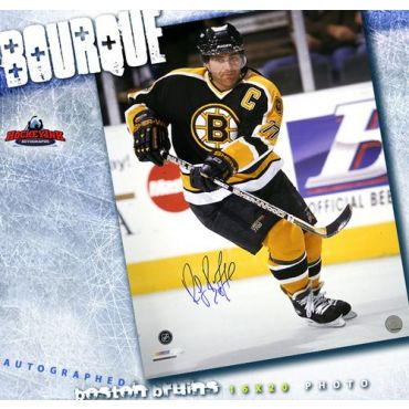 Ray Bourque Boston Bruins Autographed 16 x 20 Photo