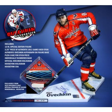 Alexander Ovechkin Washington Capitals Limited Edition Figure