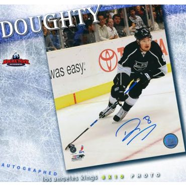 Drew Doughty Los Angeles Kings Autographed 8 x 10 Photo