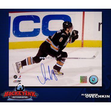 Alexander Ovechkin Washington Capitals 8 x 10 Autographed Photo