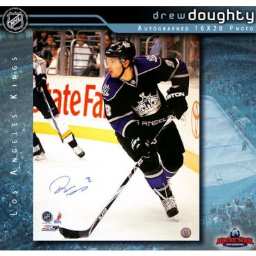 Drew Doughty Los Angeles Kings 16 x 20 Autographed Photo