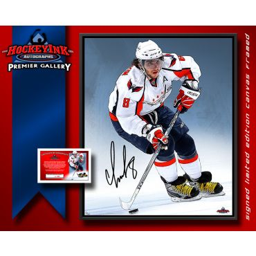 Alexander Ovechkin Framed 22 x 26 Autographed Print